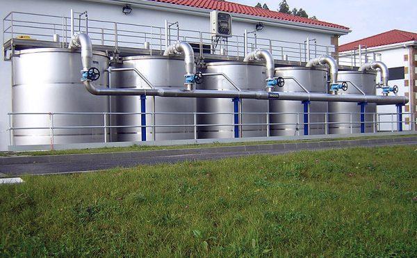 HUBER - HUBER - technológia na čistenie vody 3