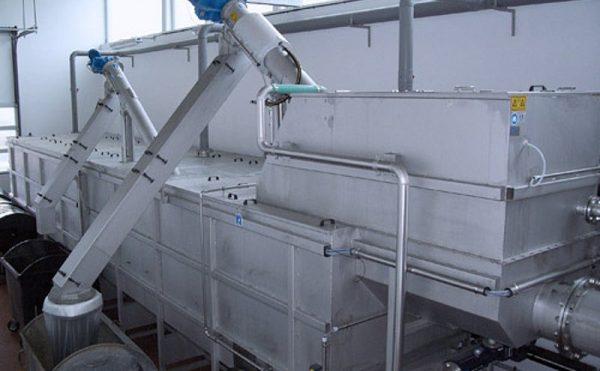 HUBER - HUBER - technológia na čistenie vody 4
