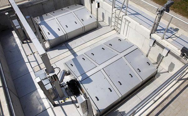 HUBER - HUBER - technológia na čistenie vody 2