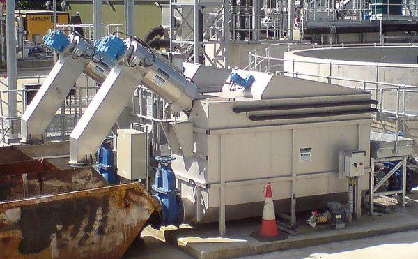 HUBER - technológia na čistenie vody
